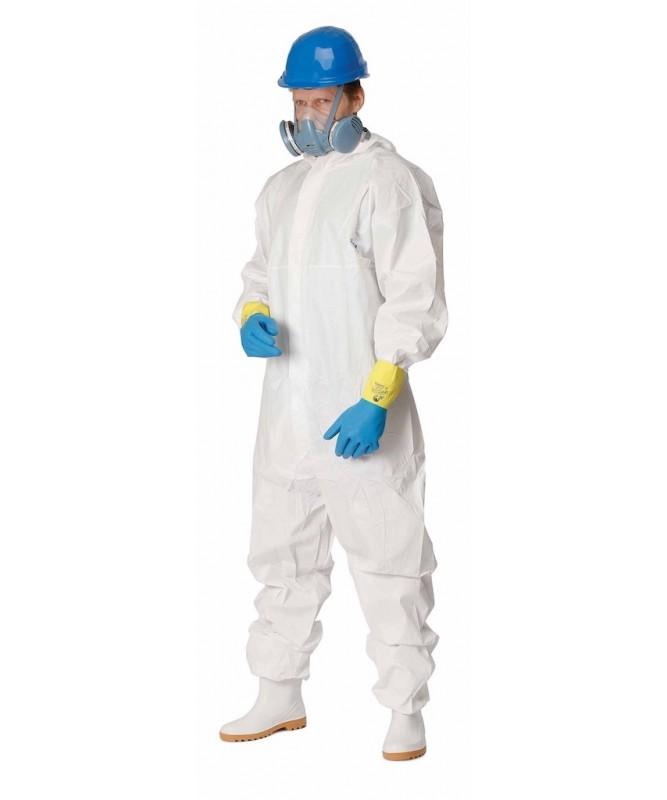 Kombinezons vienrejzējas lietošanas ķīmiskās aizsardzības