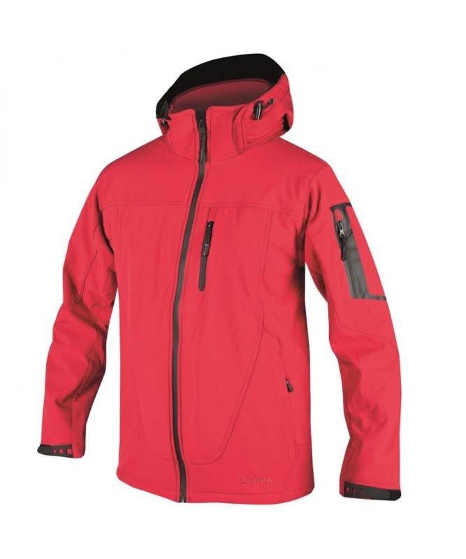 Softshell jaka ar noņemamu kapuci Spirit