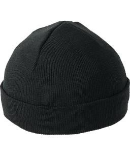 Adīta Ziemas Cepure, melna