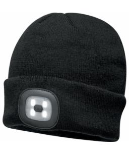 Cepure ar LED apgaismojumu
