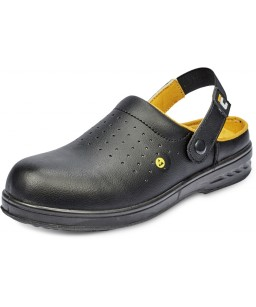 Clog Shoes RAVEN ESD