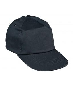 Cepure beisbola kokvilnas LEO