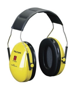 Headset PELTOR Optime I SNR...