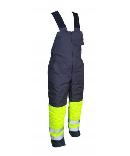 Warm Jumpsuit with Full Back Covering PK203HIVIZ