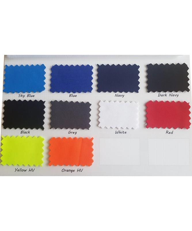 Softshell audums, 350 g/m2  pieejamās krāsas