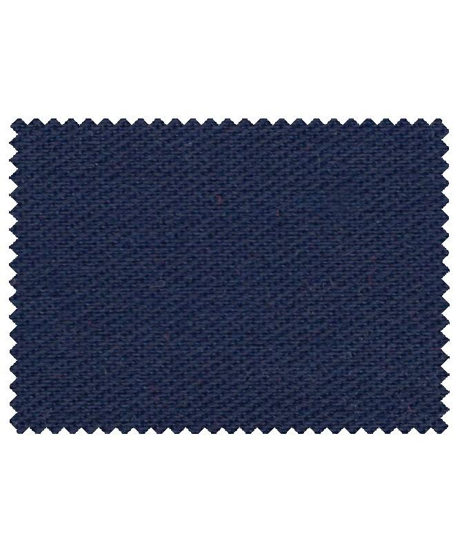 65% Poliesters 35 % Kokvilna audums, 240 g/m2, tumši zils/ navy