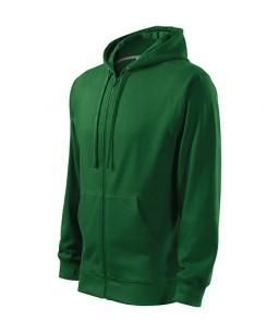 Attaisāms Džemperis  ar Kapuci TRENDY, zaļš