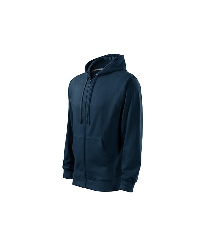 Attaisāms Džemperis  ar Kapuci TRENDY, tumši zils