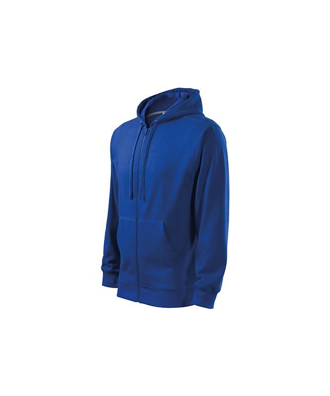 Attaisāms Džemperis  ar Kapuci TRENDY, zils