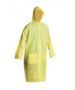 Plāna PVC lietusmētelis