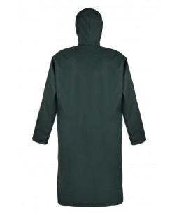 Lietusmētelis ar Kapuci, tumši zaļs