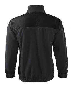 Flīsa jaka, džemperis 506, ebony gray