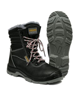 WArm Winter Boots Gears S3