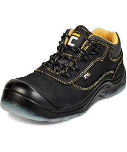 Safety Shoes BK TPU LOW