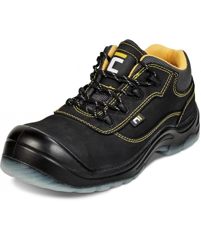 BK TPU low ādas kurpes S3 klase ,ūdens necaurlaidīgas,ar kompozīta materiāla purngalu un kevlar starpzoles aizsardzību