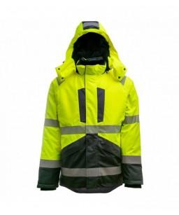 Утепленная рабочая куртка...