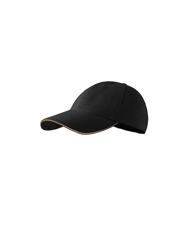 306 Beisbola Nagcepure , melna