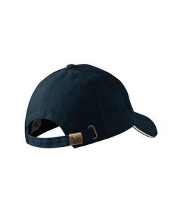306 Beisbola Nagcepure ar Kantīti, Navy/ Tumši zila