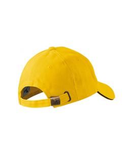 306 Beisbola Nagcepure ar Kantīti, Dzeltena