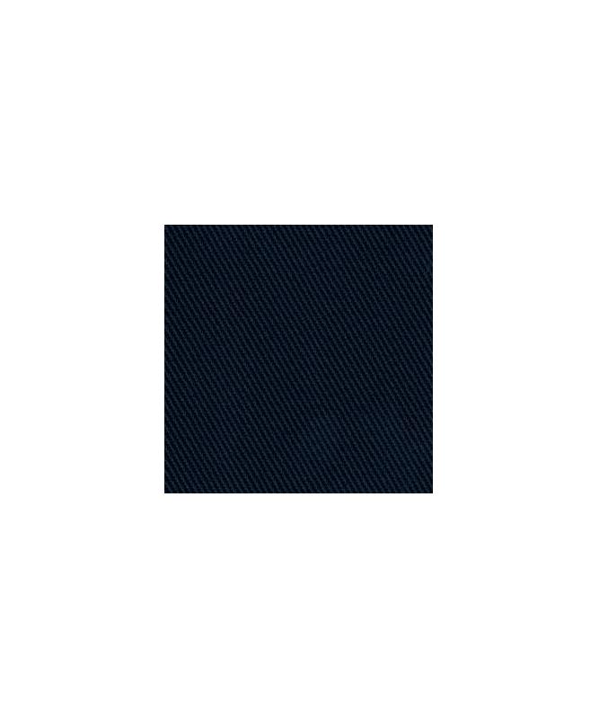 ETNA  Antiflame Audums  350g/m2| 99% Kokvilna , 1% Antistatisks diegs | Satīns 4/11 Tumši zils/ Navy