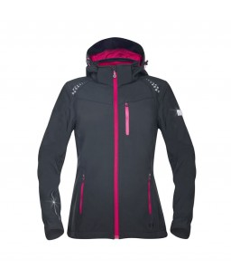 FLORET Womens Softshell Jacket