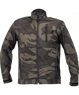 Softshell Camouflage Jacket...