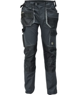 men's working pants made from elastic inovative fabric TRIFIBETEX