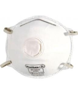 Putekļu maska/respirators FFP1 M1100C ar vārstuli