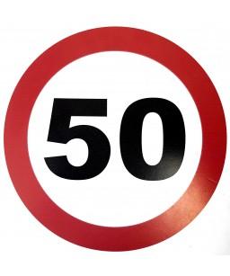 Norāde 50 km/h
