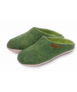 Wool Slippers GEOSTEP