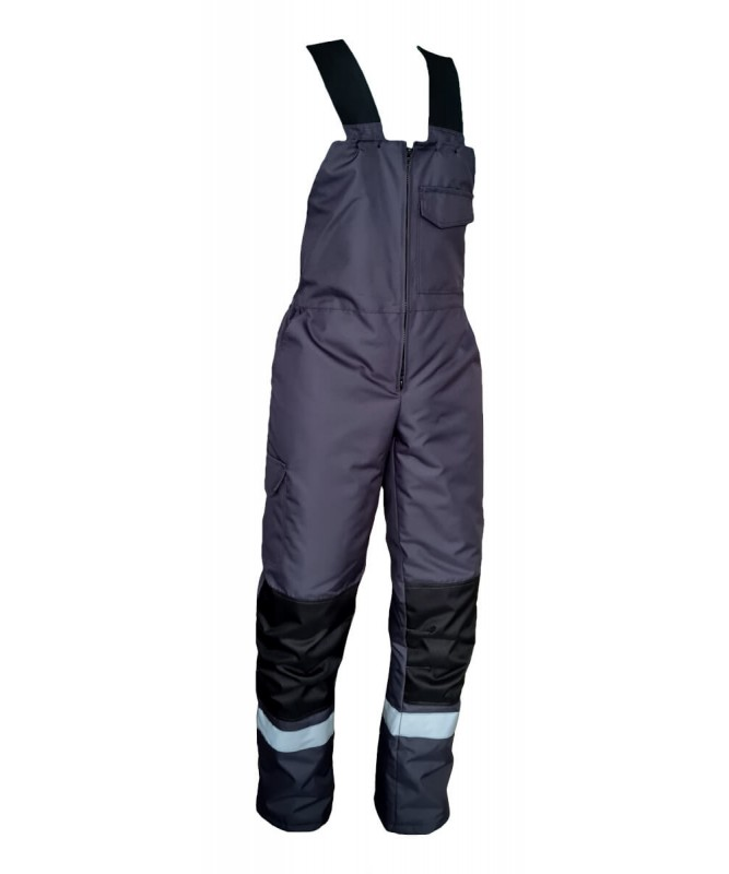 Jumpsuit Insulated PK213C, grey