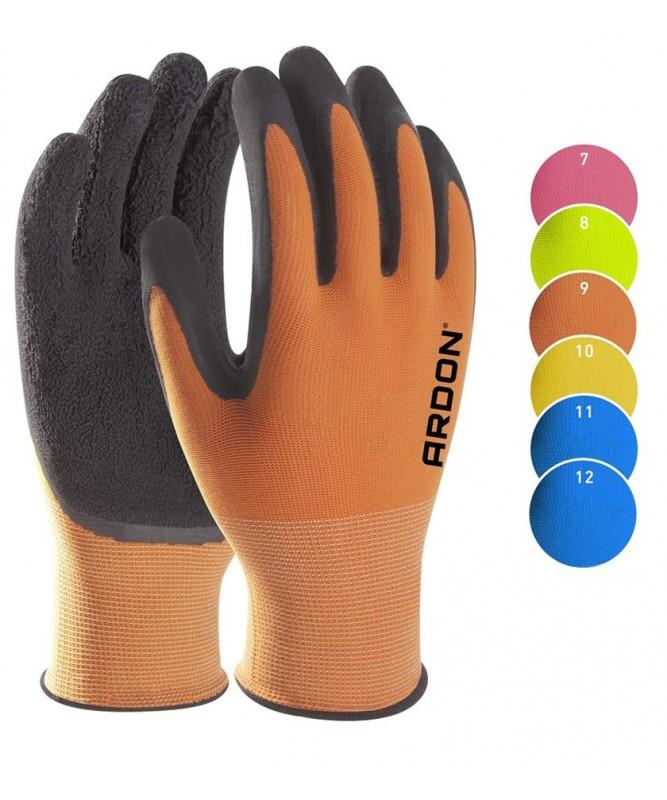 PETRAX Latex coated Gloves