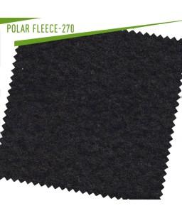 Polar fleece fabric 270 g/m2