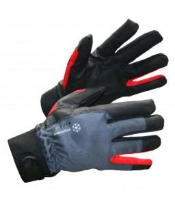 Зимние перчатки с...