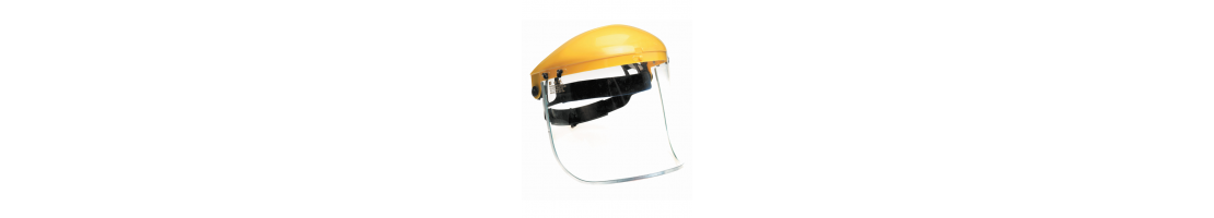 eye protection, face protection, safety glasses, face shields, masks