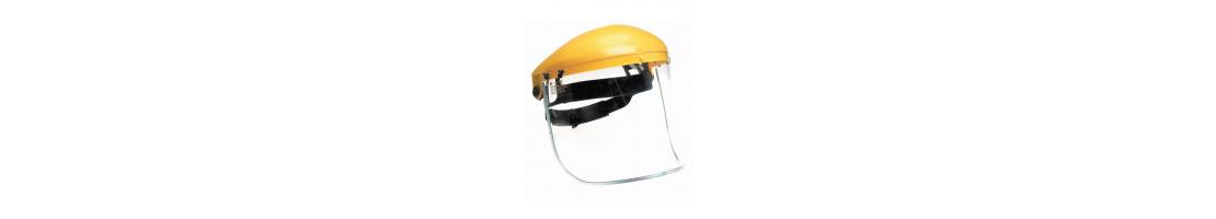 acu aizsardzība, sejas aizsardzība, drošības brilles, sejas aizsargi