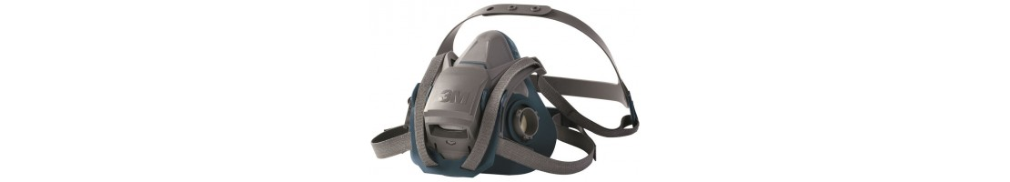 Respiratory protection,BREATHING PROTECTION , Respirators, halfmasks