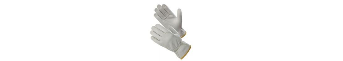 Кожаные перчатки,рабочие перчатки, перчатки для работы