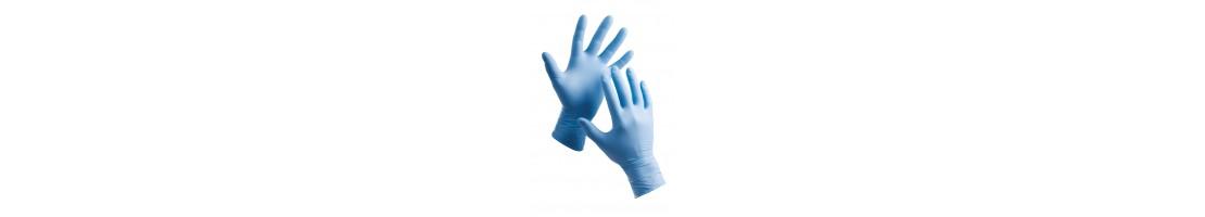 Одноразовые перчатки,тонкие резиновые перчатки,рабочие перчатки