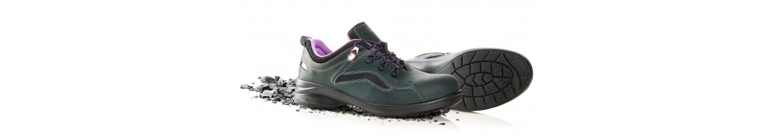 Shoes for women, work boots for women, safety shoes for women