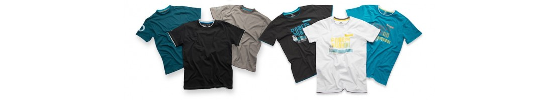 T- shirts, polo shirts and other shirts