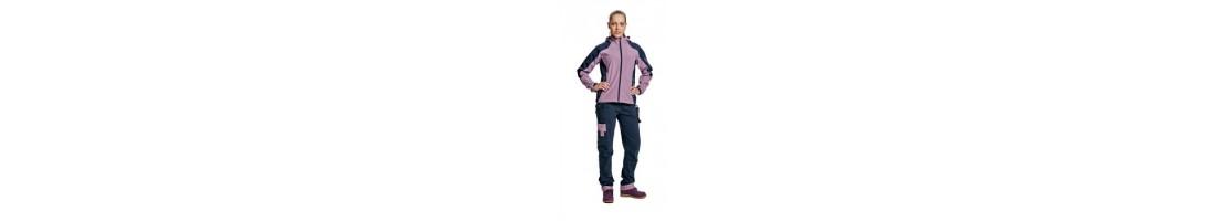 Women clothing, jackets, pants, shoes