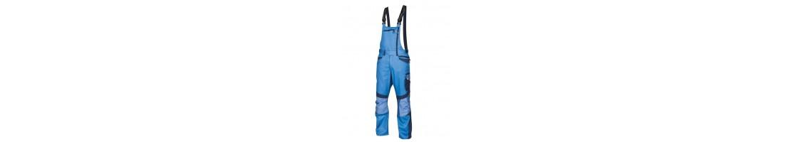 Darba apģerbi, darba apģērbs, darba bikses, darba puskombinezoni