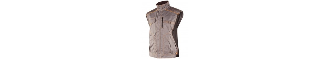 Vests for work and leisure