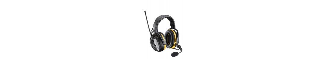 protective equipment, ear plugs, hearing protectors,