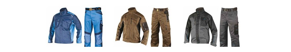 darba apģērbi, darba apģērbs, darba apgērbs halāti, vestes, jakas